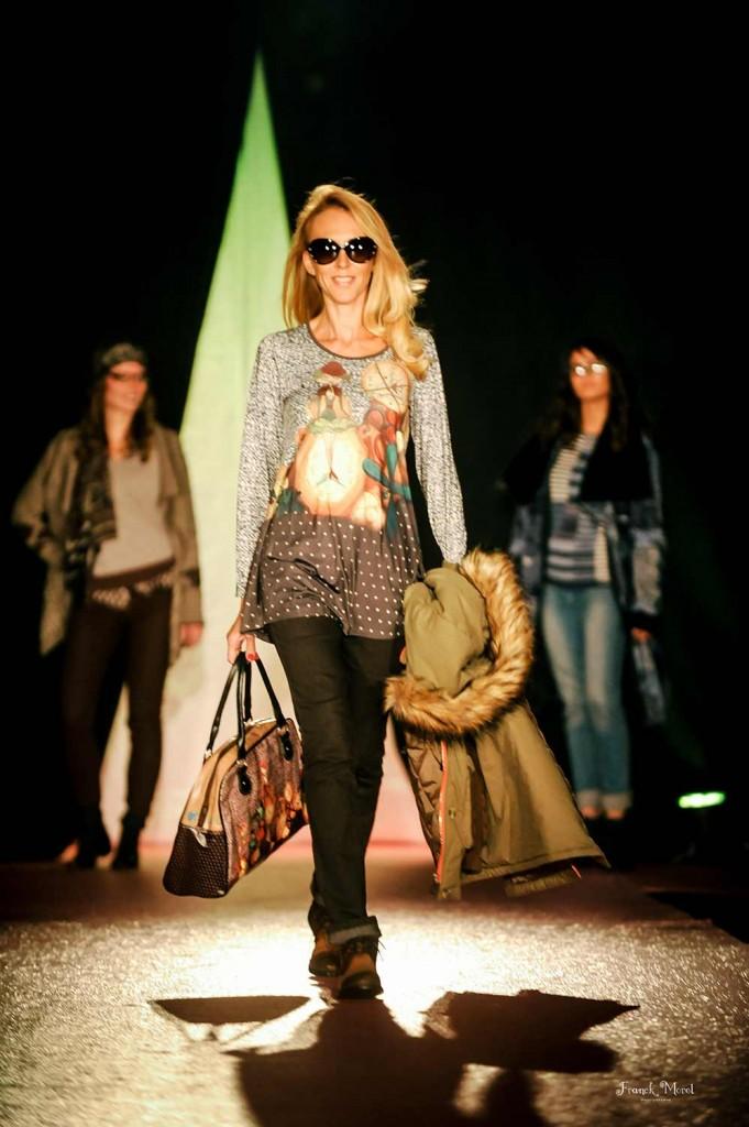 Défilé de mode à Montbrison
