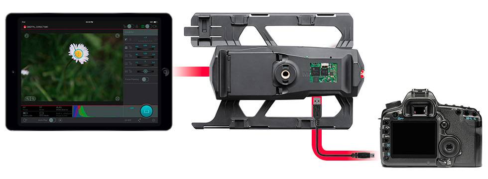 Digital Director Pour IPad Air Et Air 2 – Digital – Collections | Manfrotto