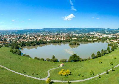 l'étangs de Savigneux - 42